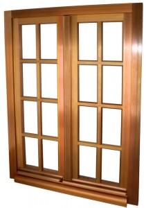 Solid bronzeclad french oak windows  doors  Asselin Inc