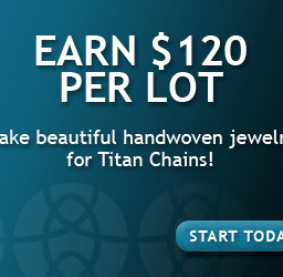 titan chains craft job from home