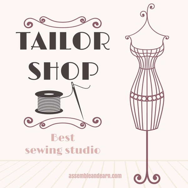 Sewing business name