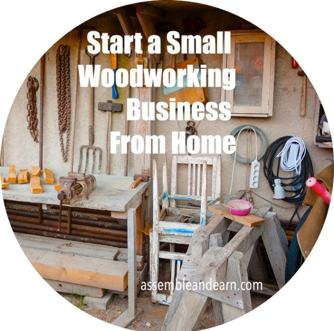 Woodworking business 2