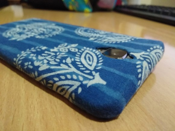 sewing and selling phone cover
