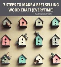 7 Qualities Of Bestselling Woodcraft