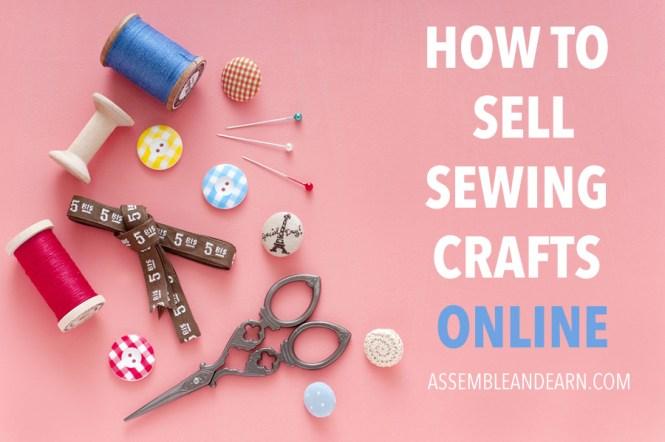 Sewing crafts online