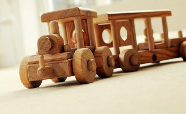 12 Best Selling Wood Toys