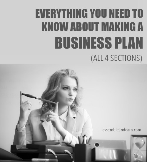a complete guide to a business plan