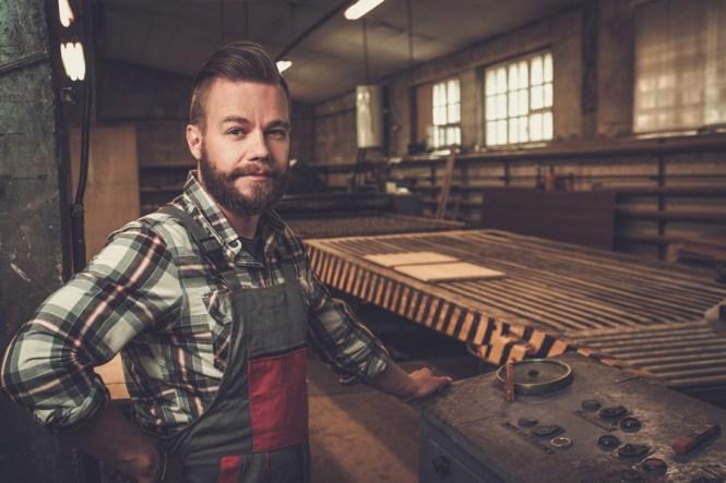 Start woodworking business header