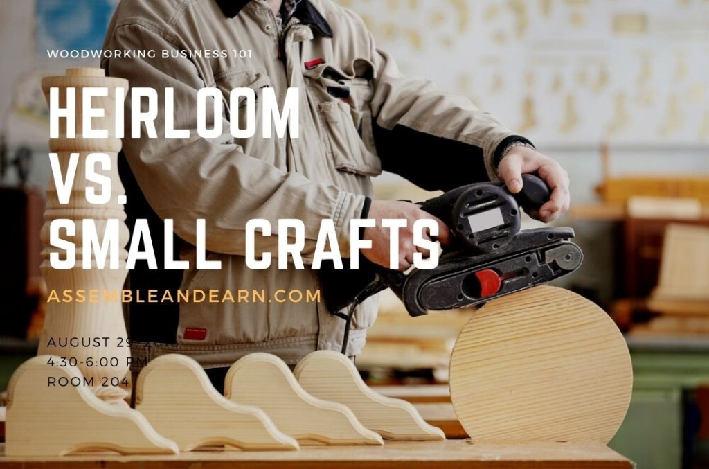 Heirloom Or Simple Furniture – What Is More Profitable To Make