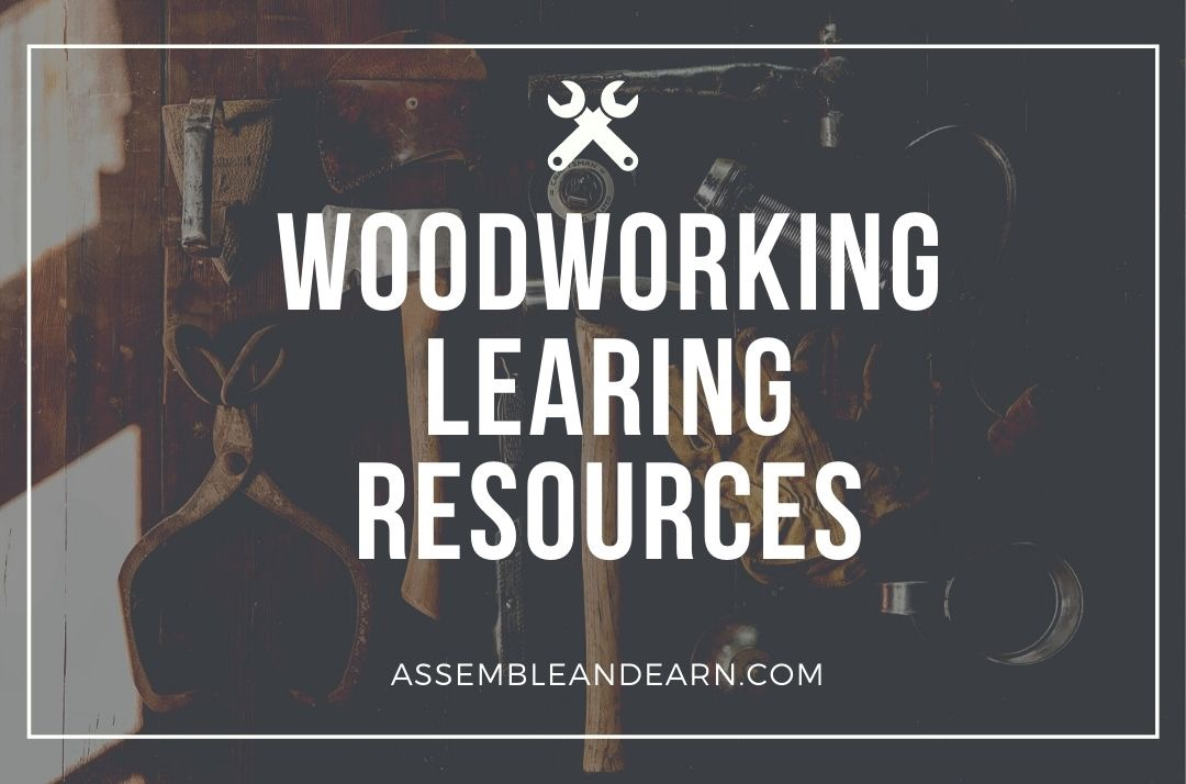 10 Resources To Improve Woodworking Knowledge and Skill