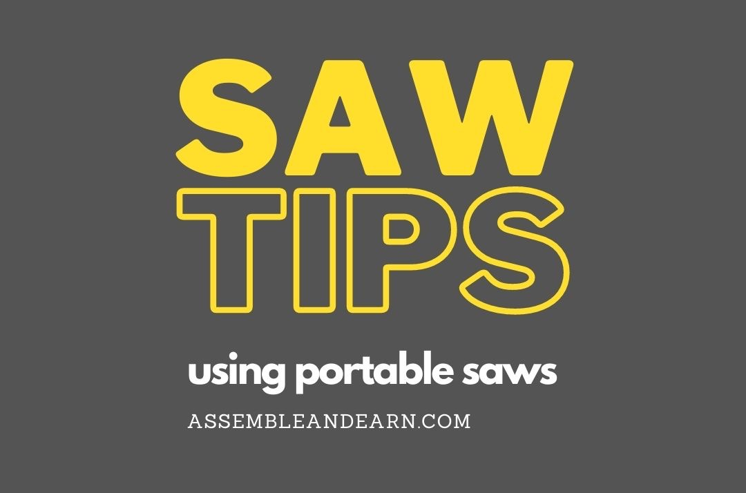 Important Tips For Using Circular Saw And Jig Saw