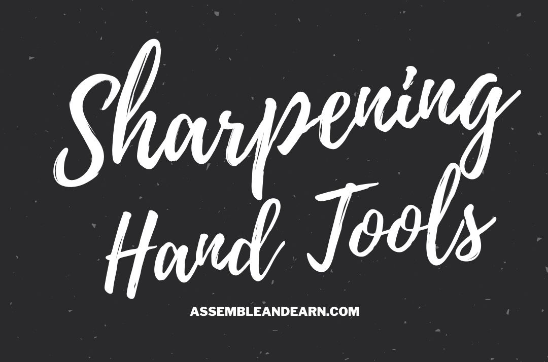 You are currently viewing How To Sharpen Hand Tools On A Stone