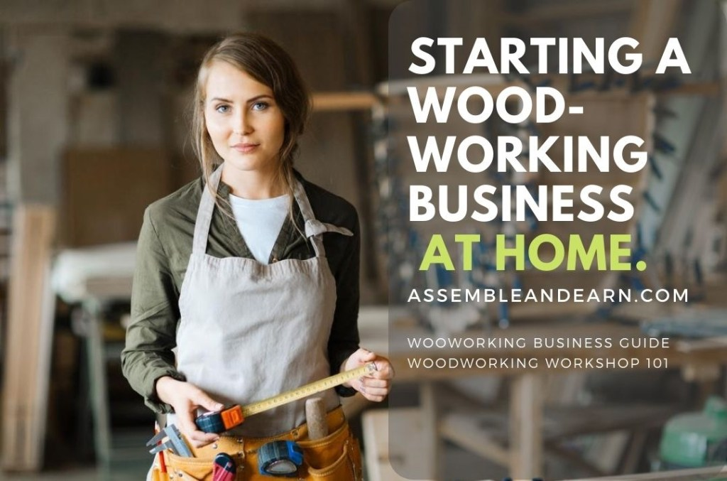 How To Setup A Woodworking Workshop At Home