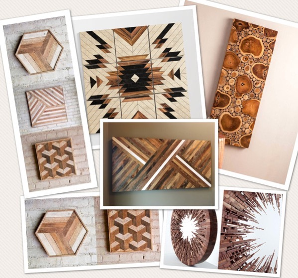 wood art project examples