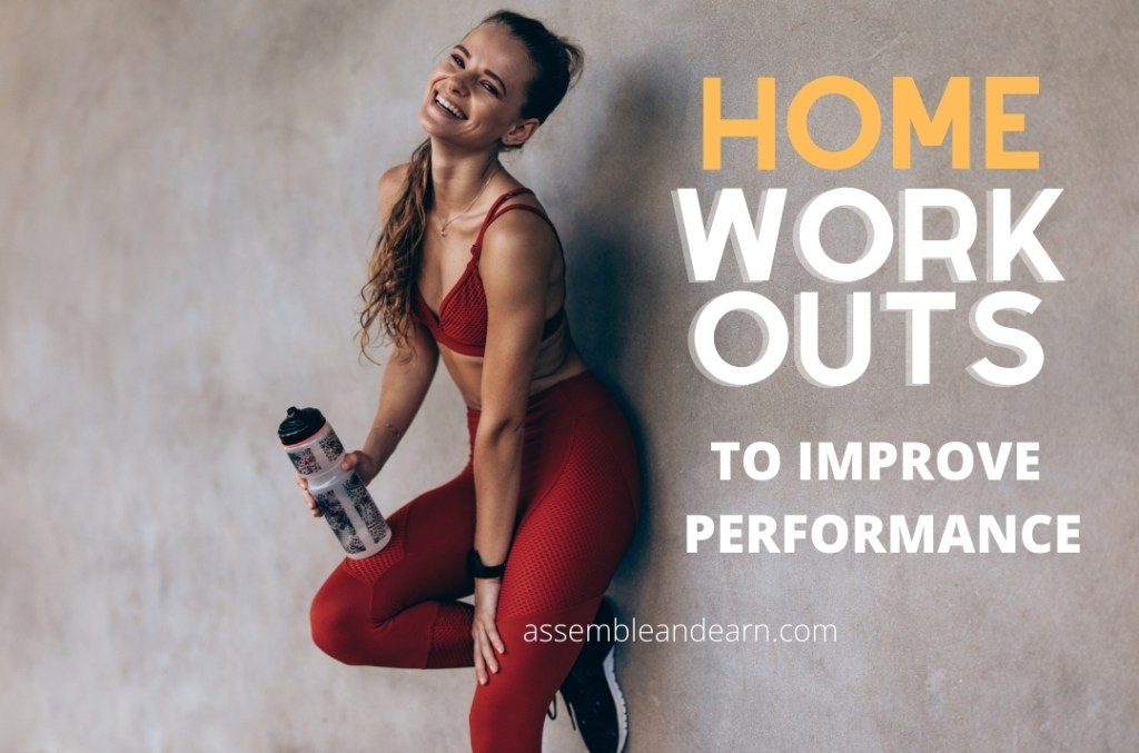 How To Workout From Home For Better Performance