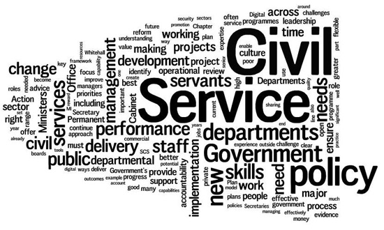 Civil Service Fast Stream Assessment Centre 2019