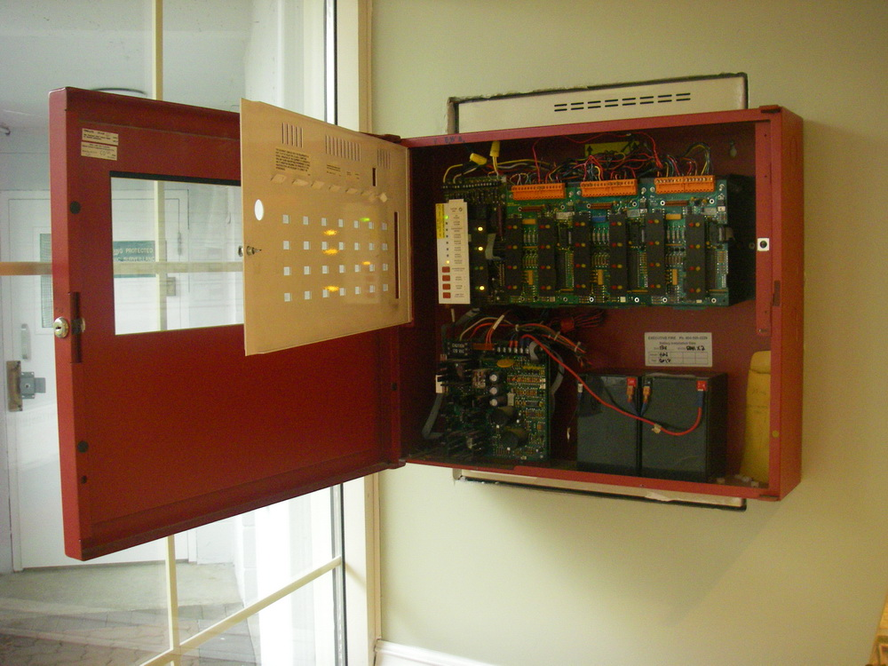 Wiring Diagram Of Conventional Fire Alarm System