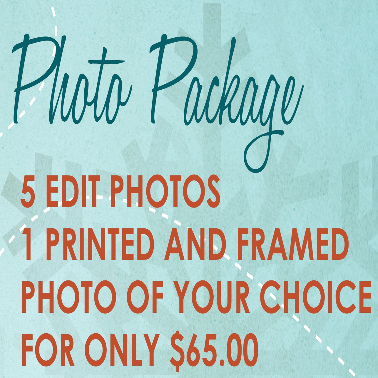 Holiday Photo Package