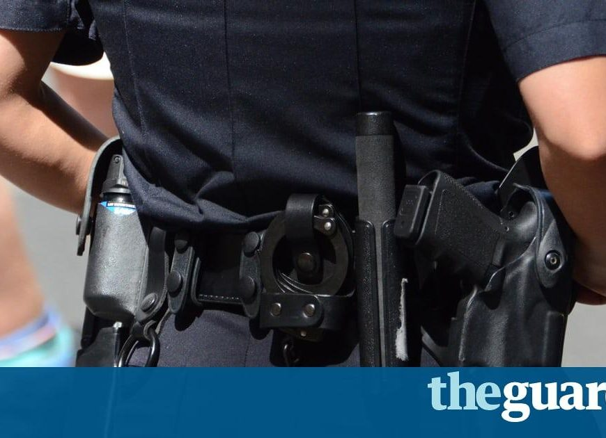 US police killings undercounted by half, study using Guardian data finds
