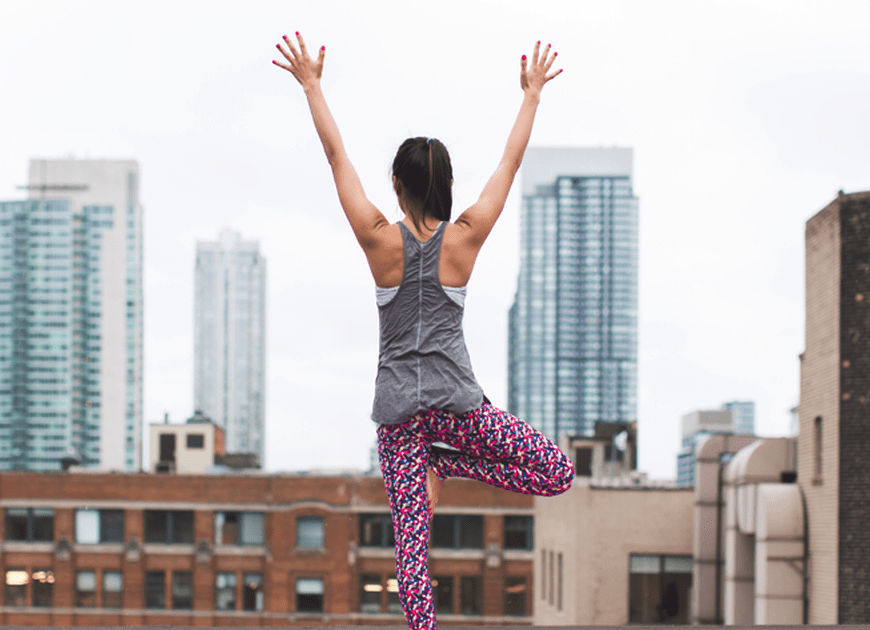 4 benefits of yoga for your body and mind