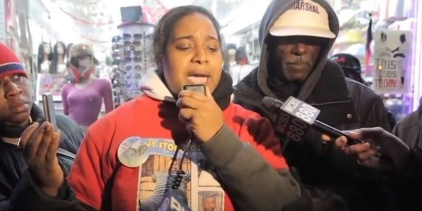 Erica Garner suffered major brain damage after heart attack, reportedly on life support