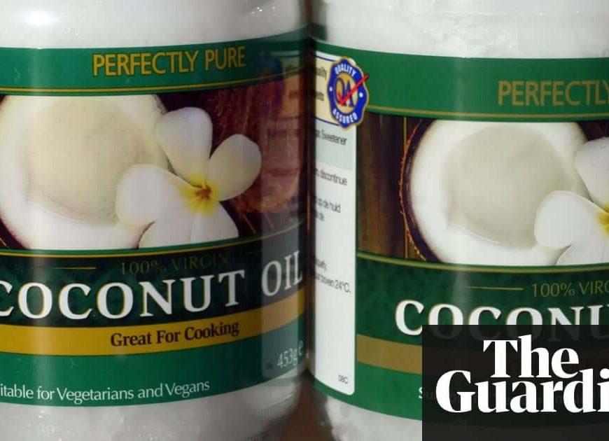 Coconut oil is 'pure poison', says Harvard professor