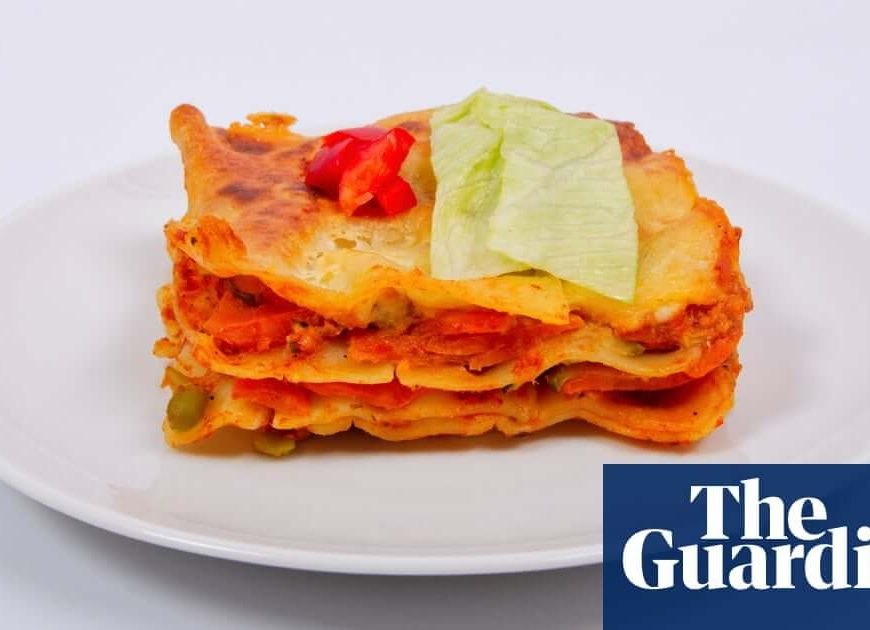 If it's vegan, can it really be a lasagne?