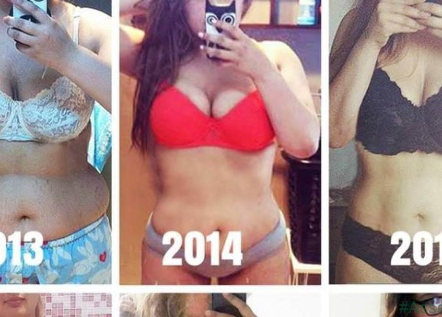This woman is brutally honest about what it looks like to lose 100-plus pounds. Twice.
