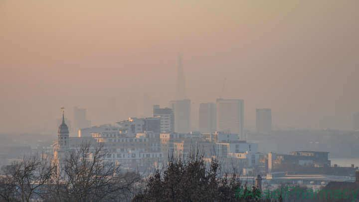 Air Pollution May Be Listed As A Cause Of Death In The UK For The Very First Time