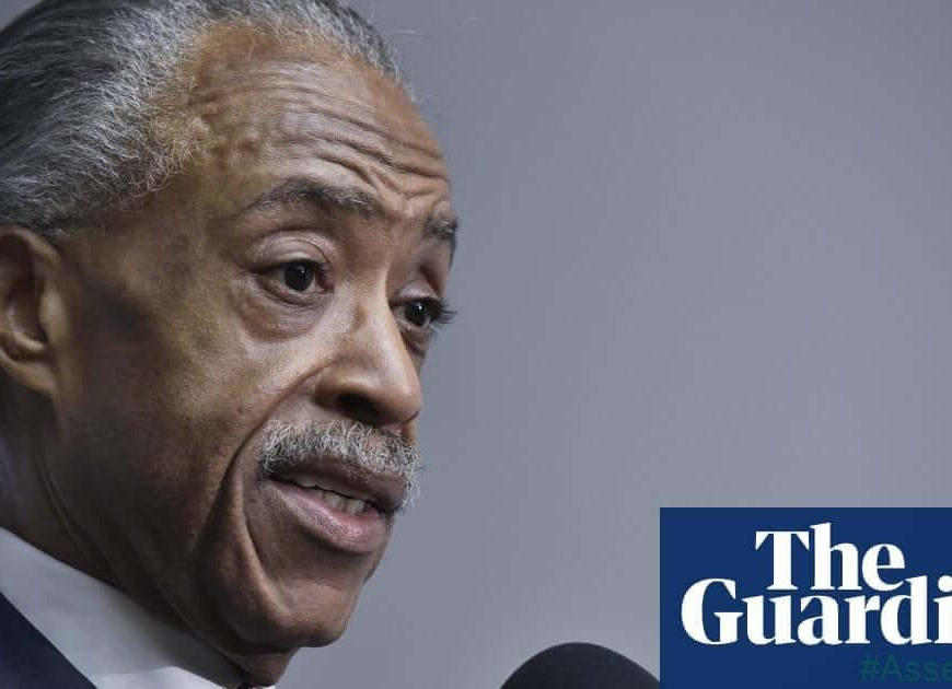 Al Sharpton on Donald Trump: 'He's a white nationalist'