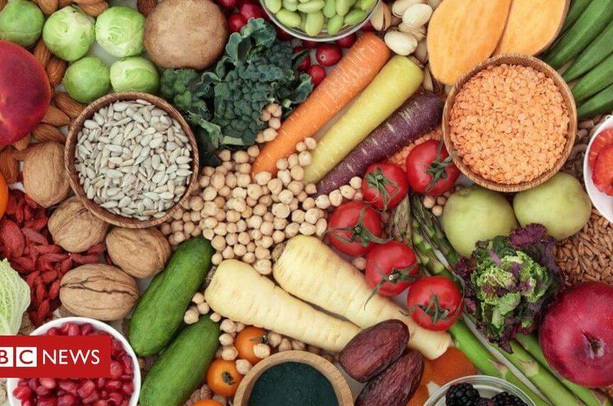 Plant-based diets 'linked to higher stroke risk'