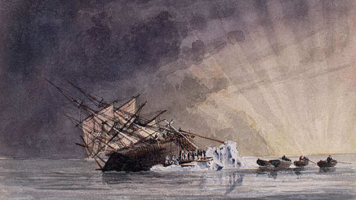 New Footage Reveals Incredibly Preserved Wreck Of Doomed 19th-Century Ship HMS Terror