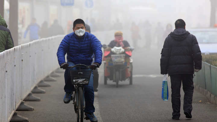 Air Pollution Linked To Higher Risk Of Depression And Suicide