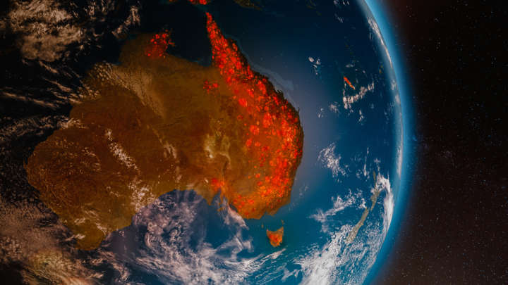 "Smoke From Australia Wildfires Has Reached The Stratosphere And Made ""Full Circuit"" Around Earth, NASA Says"
