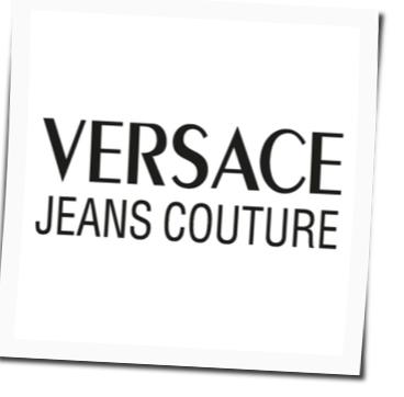 Versace Jeans Couture Hemd mit Logo Wording