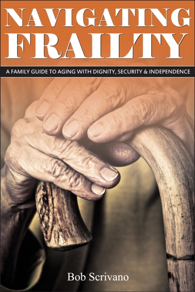 Navigating Frailty cover image