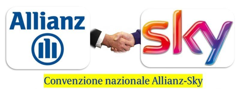 Convenzione AllianzSky  Assicurazioni Assinova