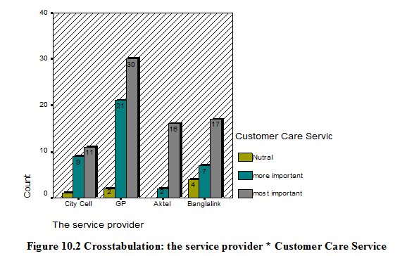 Term Paper on Corporate Service quality of Banglalink