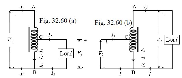 Single Phase Transformer Assignment Point