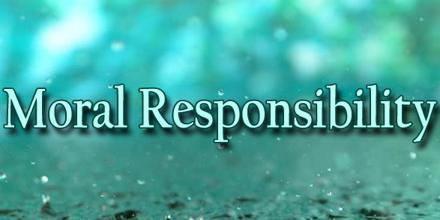 Moral Responsibility  Assignment Point