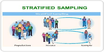 Stratified Sampling Assignment Point