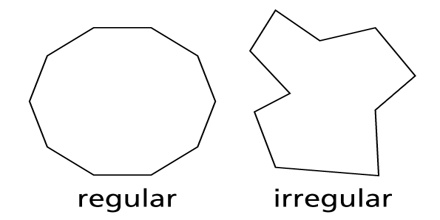 Decagon Polygon: Definition, Types and properties