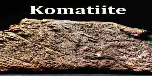 Komatiite Assignment Point