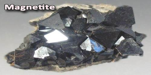 Magnetite  Assignment Point
