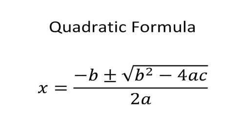 Maximum and Minimum Values of the Quadratic Expression