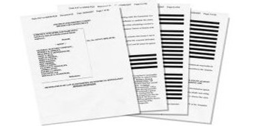 Ask for Copy of Documents to an Administration