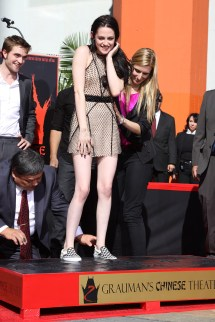 Twilight Kristen Stewart Feet