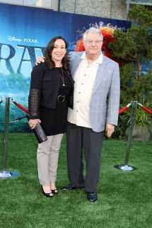 Randy Newman And Wife Gretchen Preece World