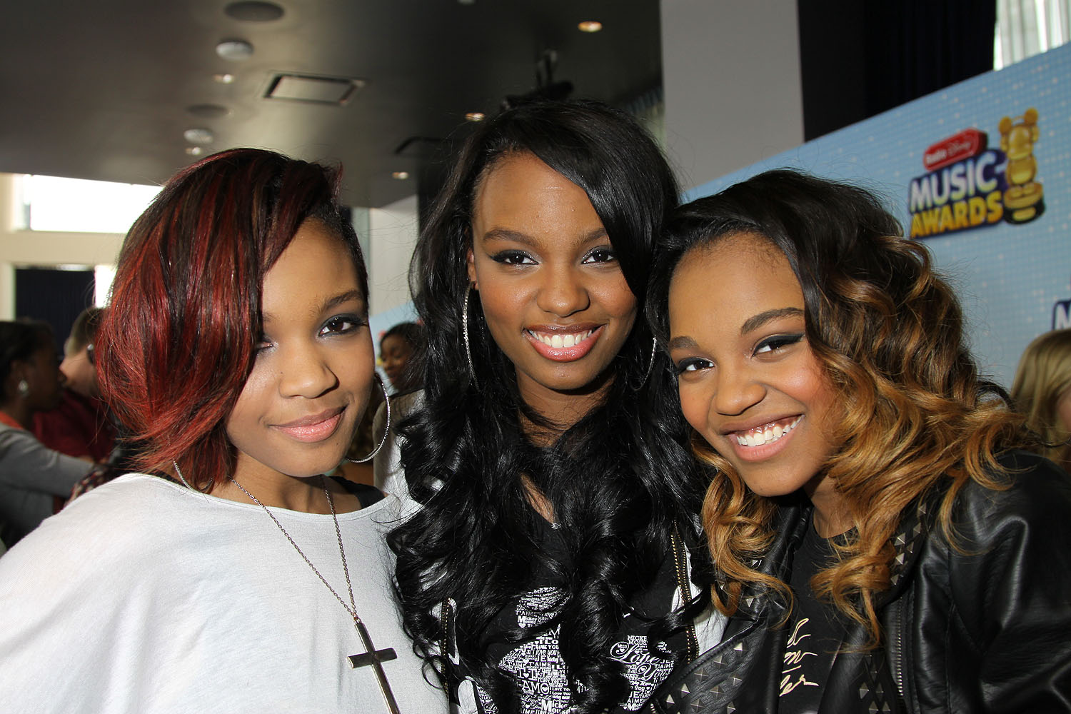 And Mcclain Anne Sisters Parents China
