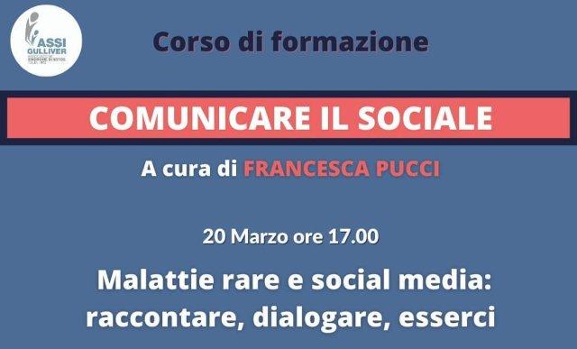 Comunicare il sociale