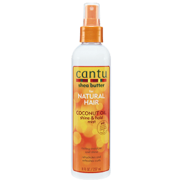 Cantu Shea Butter Coconut Milk Shine And Hold Mist 237ml