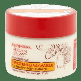 Creme of Nature Argan Oil Strengthening Milk Masque 326gr